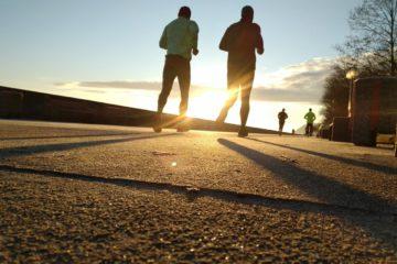 Bieganie po 60.tce